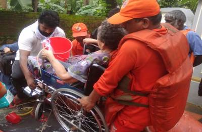 NDRF launches biggest-ever operation in flood-hit Kerala; 58 teams deputed