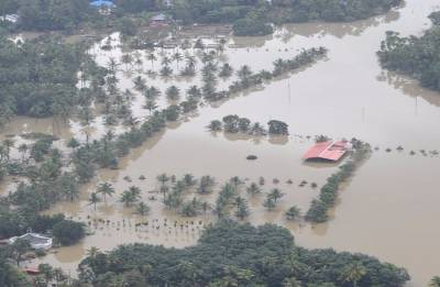 Rainfall intensity in Kerala to reduce from August 20: IMD