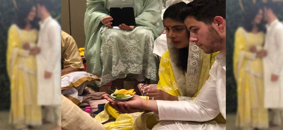 Priyanka Chopra, Nick Jonas are officially engaged; see pictures inside (ANI Photo)