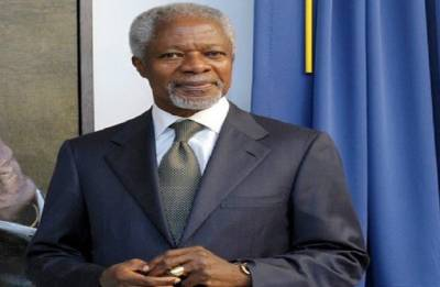 RIP Kofi Annan: PM Modi, world leaders pay tribute to 'Epitome of human decency and grace'