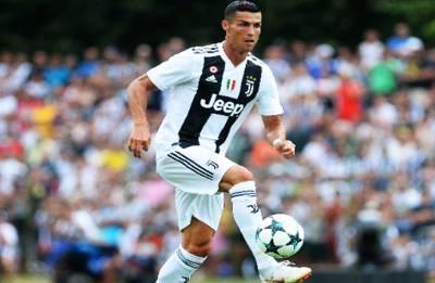 Cristiano Ronaldo set to make his Juventus debut against Chievo