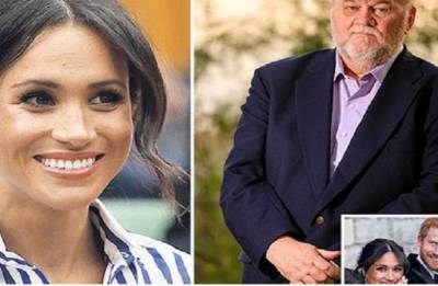 Meghan Markle's father likens UK royal family to secret cult