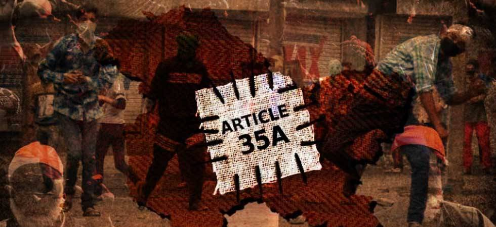 Gujjar leader warns of strong protests if Article 35A scrapped