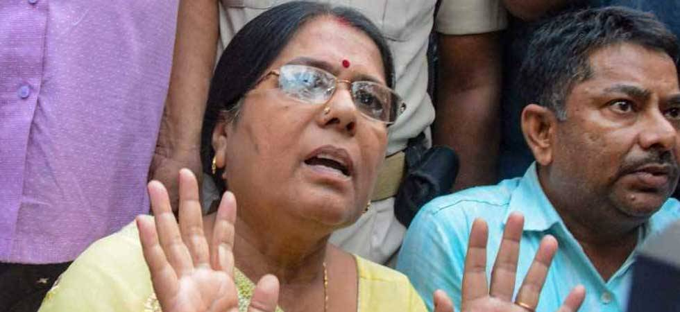 Muzaffarpur Shelter Home Rape Case:  FIR against former Bihar minister Manju Verma, husband under Arms Act (PTI Photo)
