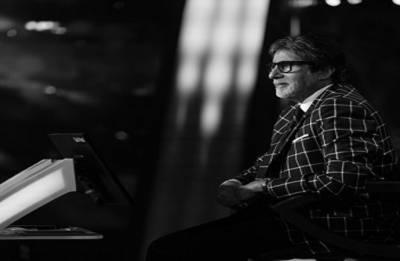 Amitabh Bachchan starts shooting for KBC 10; takes a trip down memory lane to cherish 'crorepati' days