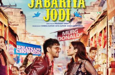 'Jabariya Jodi' brings Sidharth and Parineeti back together on the silver screen