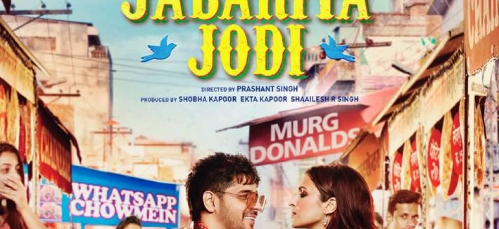 Sidharth Malhotra and Parineeti Chopra are back with 'Jabariya Jodi' (Photo: Twitter/Parineeti Chopra)