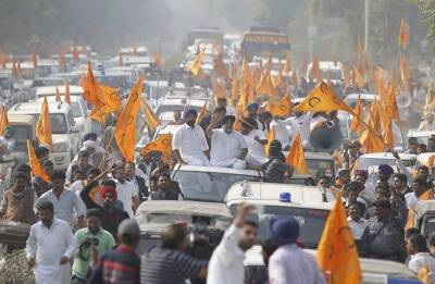 Shiromani Akali Dal 2019 poll plan - a big gamble
