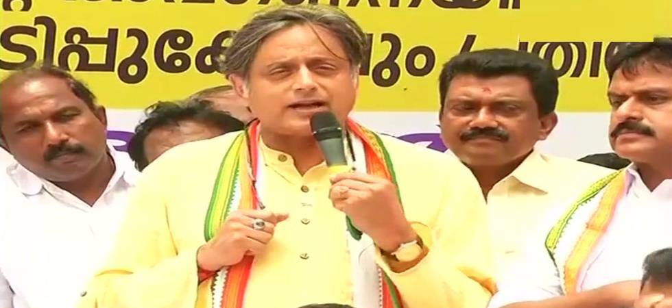 Sunanda Pushkar death: Tharoor granted permission to travel abroad (File Photo)