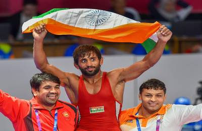 Asian Games 2018: Who is Bajrang Punia? 5 facts about India's first gold medallist