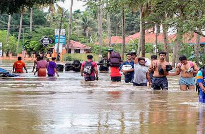 Kerala flood: DCW employees, Jamia teachers donate one day salary to flood relief fund