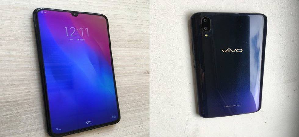 Vivo V11 with 6.41 inch display launch on September 6; Know price specs and more (Image: Twitter)