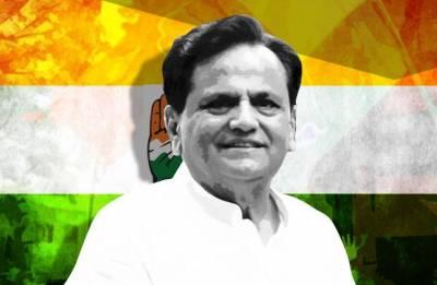 Rahul Gandhi appoints Ahmed Patel  Congress treasurer; replaces Motilal Vora