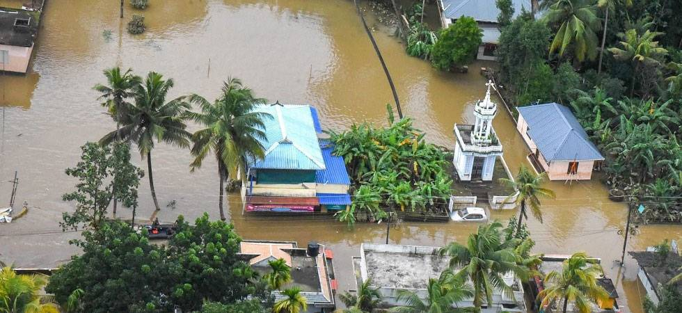 Kerala Floods LIVE: Train services restored in rain-battered state (PTI Photo)