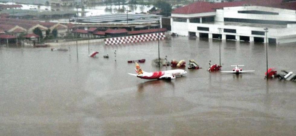 Kerala floods: Kochi airport suffers loss of over Rs 220 crore, begins rebuilding work
