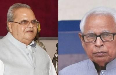 Satya Pal Malik replaces NN Vohra as new Jammu and Kashmir Governor