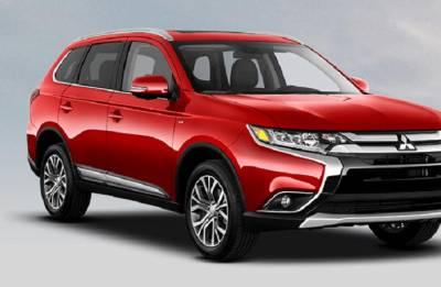 Mitsubishi drives in new Outlander at Rs 31.95 lakh