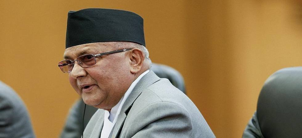 Nepal Prime Minister KP Sharma Oli (File Photo-PTI)