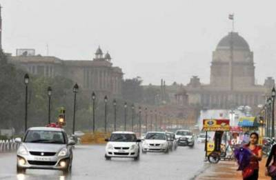 Delhi, NCR likely to receive rain-showers, thundershowers today