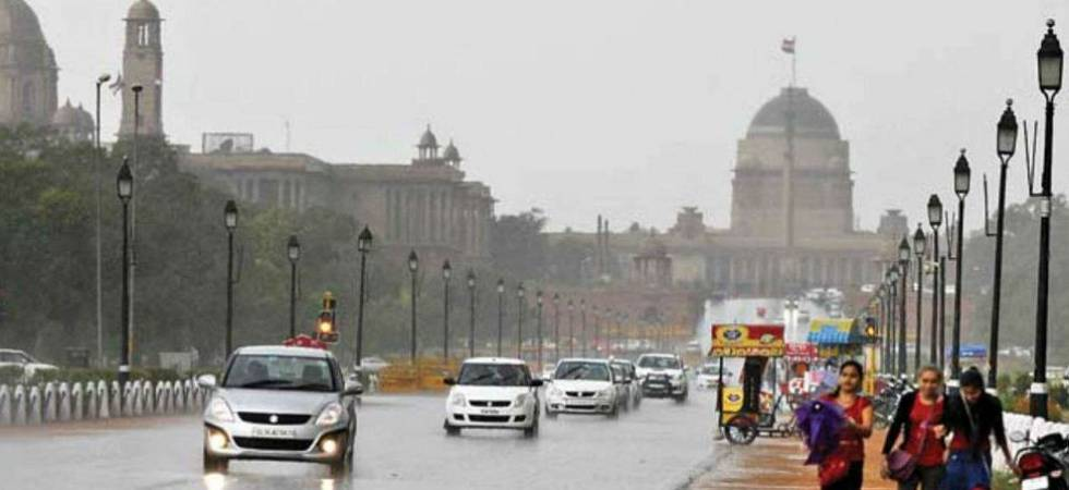 Parts of Delhi and NCR are likely to receive rain-showers, thundershowers today (File photo)