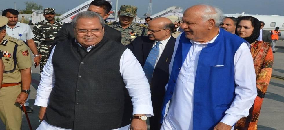 Satyapal Malik to take oath as Jammu and Kashmir Governor tomorrow (Photo: Twitter)