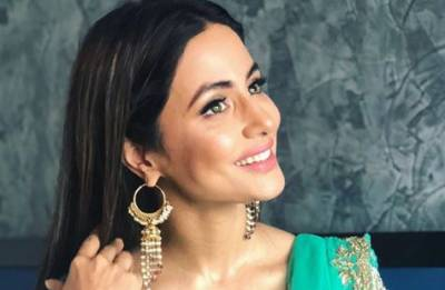 Hina Khan is giving Eid al-Adah outfit goals to every woman