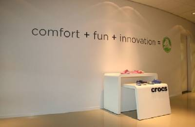 India is fastest growing market for Crocs: CFO