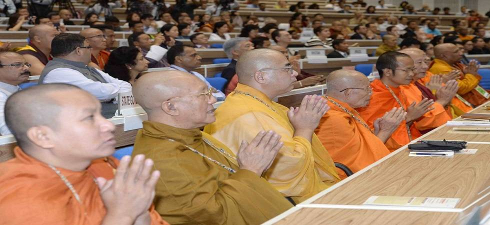 Tourism nudge to promote sites associated with Gautam Buddha (Photo- Twitter/@rashtrapatibhvn)