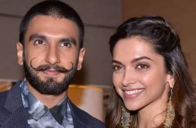 Deepika Padukone's smile 'melted' Ranveer Singh's heart; see pic