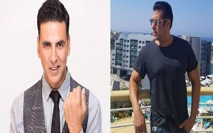 Akshay Kumar, Salman Khan among Forbes' list of world's