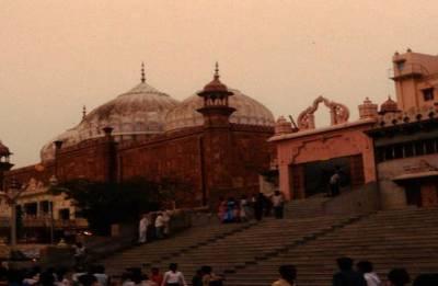 Mathura temple gears up for Janmashtami celebration on September 3