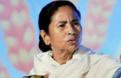 Mamata Banerjee  accuses BJP of 'ruining' democracy