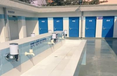22,000 community toilets built in Delhi in 3.5 years: AAP