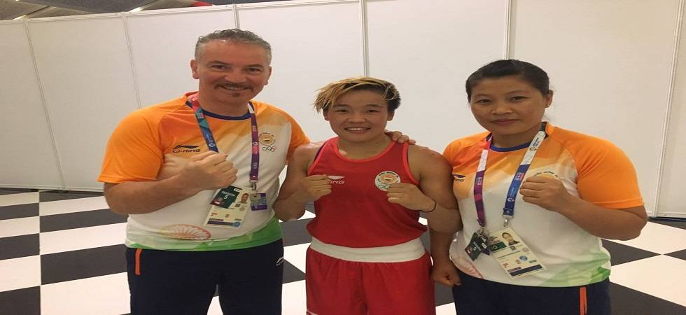 Sarjubala Devi through to quarters in Asian Games Boxing (Photo:Twitter/@BFI_official)