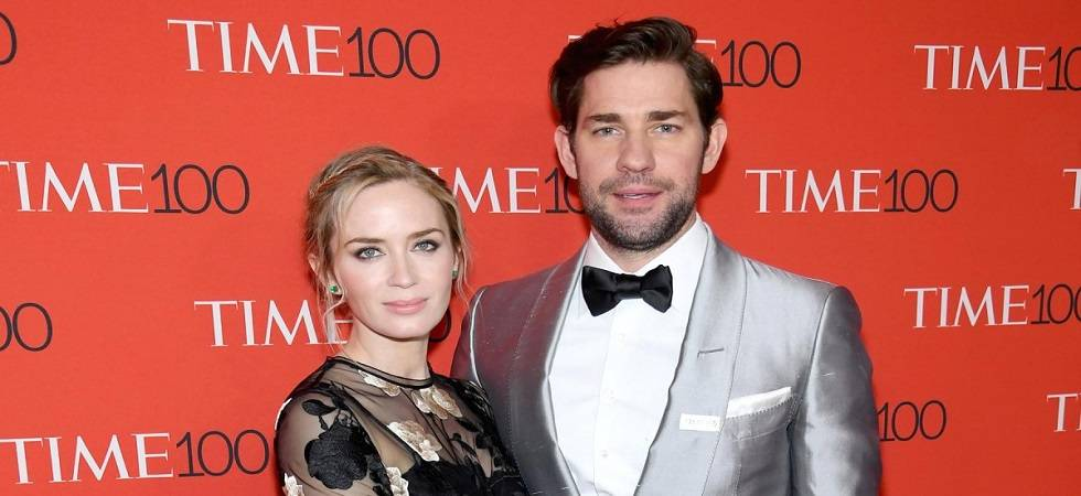John Krasinski attributes his success to wife Emily Blunt (Photo:Twitter/@hmjavedpk)