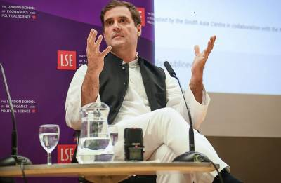 ​​​​​Rahul Gandhi's gaffes ahead of LS elections to cost Congress party dear
