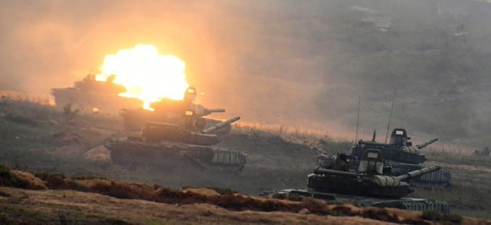 Russia to hold biggest military drills since Cold War (Photo:Twitter/@toyap2128)