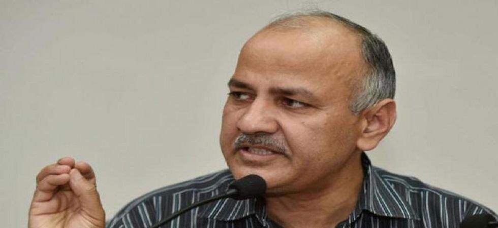 Delhi Deputy Chief Minister Manish Sisodia (File Photo- Photo)