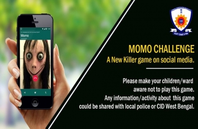 Momo Challenge| Most messages inviting to play the new killer game 'fake': West Bengal CID