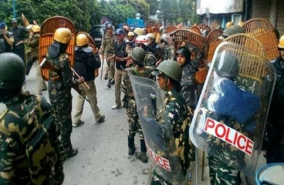 West Bengal: Over 30 injured in violent clashes over panchayat board formation