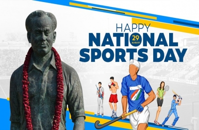 National Sports Day: Twitterati pay tributes to 'the wizard' Major Dhyan Chand