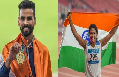 Asian Games 2018, Day 11: Swapna Barman, Arpinder Singh clinch Gold for India