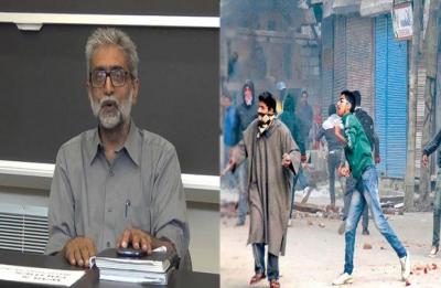 New twist in activists' arrest, Maharashtra police claims Kashmiri separatist link