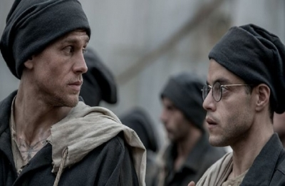 Rami Malek and I starved ourselves for 'Papillon': Charlie Hunnam