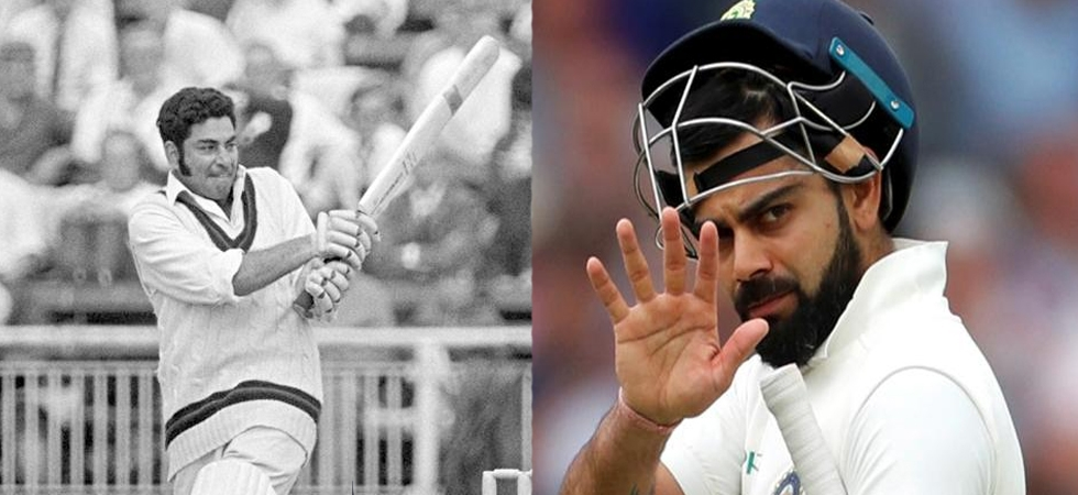 Virat Kohli has potential to be greatest of all time, says Farokh Engineer