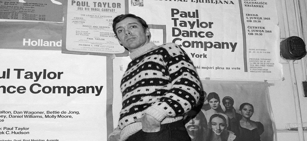 Modern dance giant Paul Taylor dies at 88 (Photo:Twitter/@Mramrodezno)