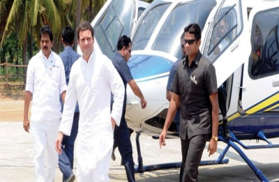 Delayed action by flight crew led to near crash of Rahul Gandhi's aircraft: DGCA report