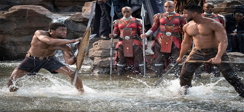 Chadwick Boseman says 'Black Panther' will compete for Best Picture Oscar, not Popular Picture (Photo:Twitter/@theblackpanther)