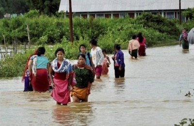 Over 200 rescued in Arunachal and Assam, flood alert in Meghalaya