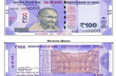RBI starts circulation of new Rs 100 note in lavender colour